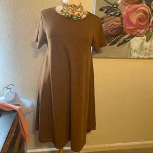 Town Carly lularoe dress